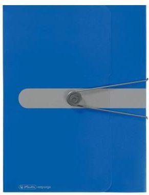 Herlitz Teczka A4, niebieska (11206125)
