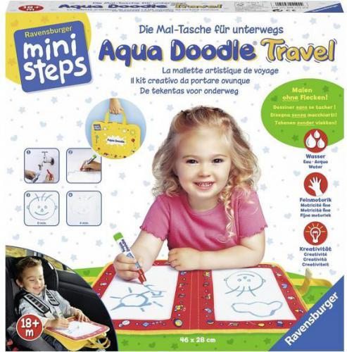 Ravensburger Mini steps Aqua Doodle Travel (04492 4)