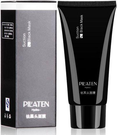 Pilaten Black Mask czarna maska do twarzy 60g