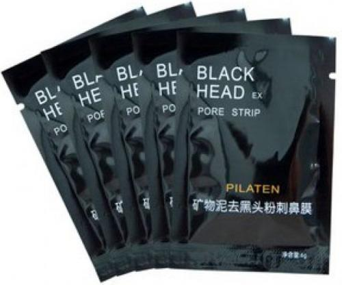 Pilaten Black Mask czarna maska do twarzy 6g