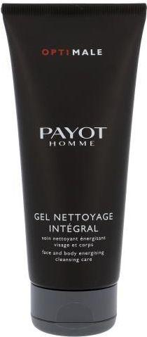 Payot Homme Optimale Face And Body Cleansing Care Żel do mycia twarzy 200ml