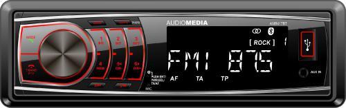 Radio samochodowe Blaupunkt Audiomedia (AMR417BT)