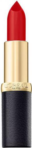 Loreal Color Riche Matte pomadka do ust 344 Retro Red 23g