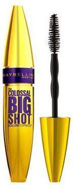Maybelline  The Colossal Big Shot Volum Express Mascara tusz do rzęs Very Black 9.5ml
