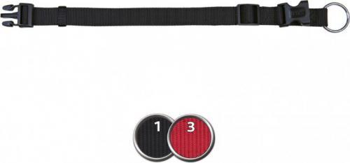 Trixie OBROŻA CLASSIC 22-35cm/10mm CZERWONA