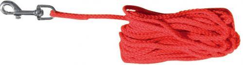 Trixie Smycz do joggingu linka - Czerwona 5 mm