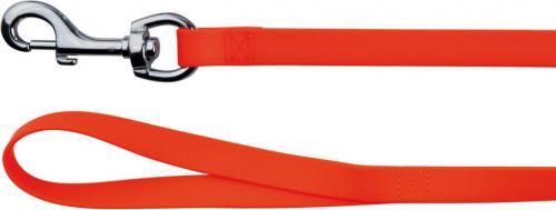 Trixie Smycz Easy Life - Neonowy-pomarańcz 1.7 cm S-XL