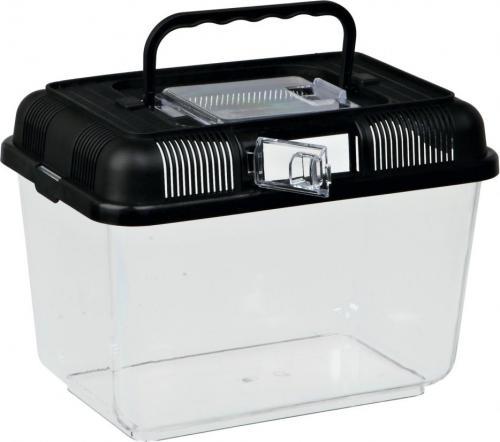 Trixie Box transportowy & Box na karmę tworzywo sztuczne 24×17×16 cm