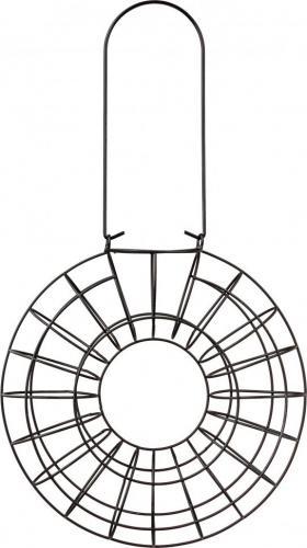 Trixie Karmnik na kule tłuszczowe 24 × 8 cm czarny