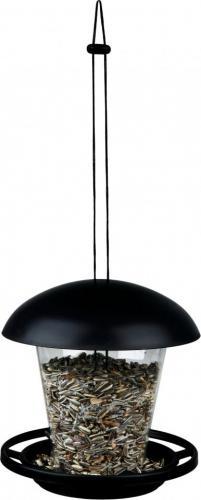 Trixie Karmidło dla ptaków zewnętrzne 900 ml 17 cm