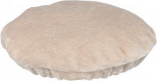 Trixie Cat Select R 03 poduszka do drapaka z taśmą elastyczną, o 40 cm, jasnoszara