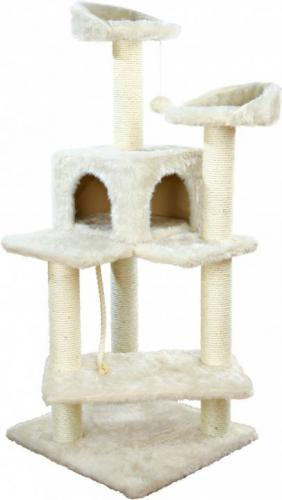 "Trixie Drapak dla kota ""Simona"", 130 cm, kremowy"