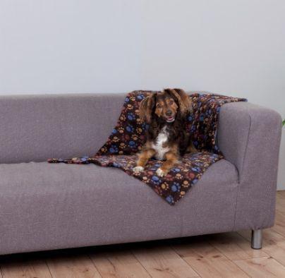 Trixie Koc Laslo 100x70cm brązowy