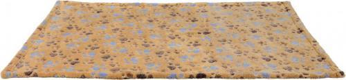 Trixie Wełniany kocyk Laslo 100 × 70 cm BEŻOWY