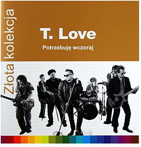 Rock T.Love Zlota Kolekcja