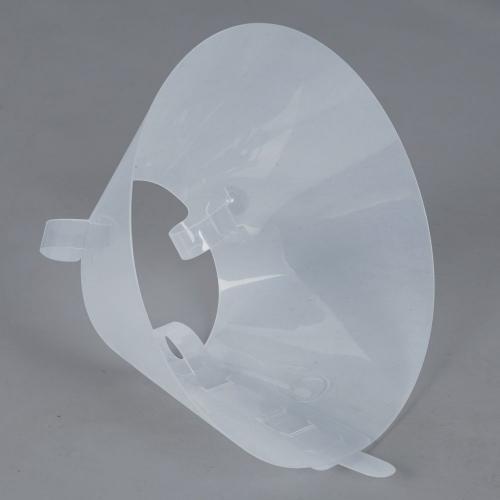 Trixie KOŁNIERZ OCHRONNY 7,5cm plastik