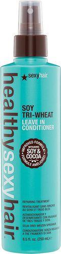 Sexy Hair Soy Tri-Wheat Leave-In Odżywka bez spłukiwania 250 ml