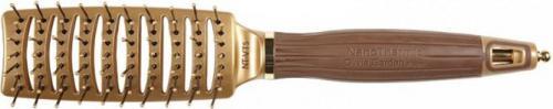 Olivia Garden Ceramic + Ion Nano Thermic NT Vent Szczotka ceramiczna do czesania włosów