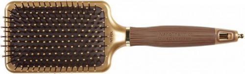 Olivia Garden Ceramic + Ion Nano Thermic Wentylowana szczotka do czesania włosów