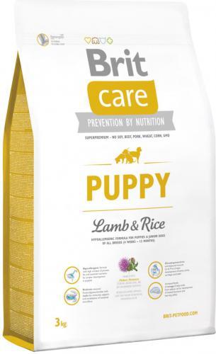 Brit Care Puppy Lamb & Rice - 3 kg