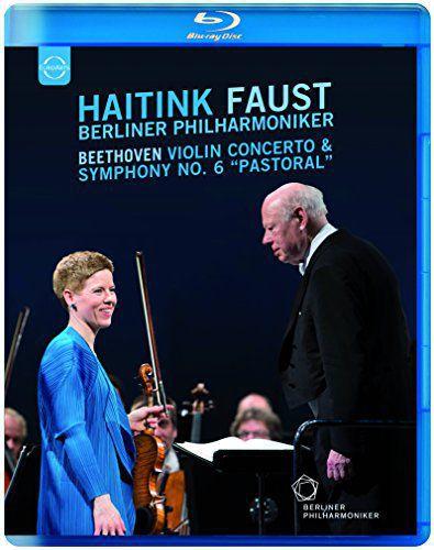 """Violinkonzert & Sinfonie 6""""Pastorale"""""""