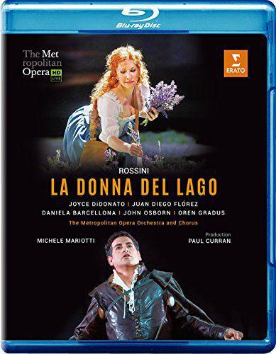 Classical Didonato/Florez/The Metropolitan Opera Orchestra And Chorus/Mariotti/Curran Rossini: La Donna Del Lago
