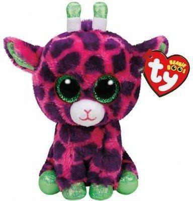 TY Beanie Boos Gilbert - Różowa Żyrafa (231587)