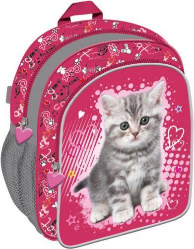 St. Majewski Plecak My Little Friend Cat