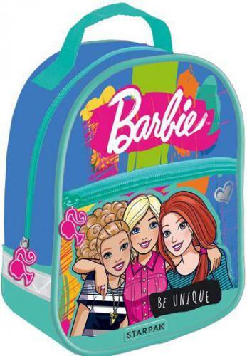 Starpak Plecak mini Barbie STK-47-12 niebieski (372647)