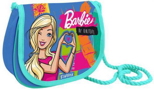 Starpak Torba na ramię Barbie STK 47-46 niebieska (372649)