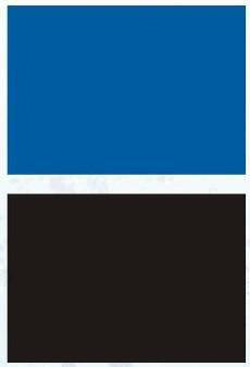 AQUA NOVA TŁO S 60X30 BLACK/BLUE