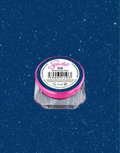 Diamond Cosmetics Żelowy lakier do paznokci 5 ml 114 SHOOTING STAR