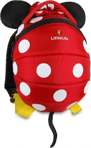LittleLife Plecak Disney Myszka Minnie (L10940)