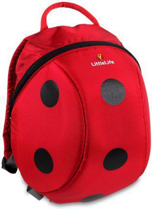 LittleLife Plecak Animal Biedronka (L12310)