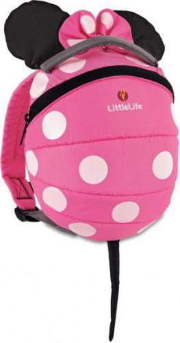 LittleLife Plecak Disney Myszka Minnie (L10980)