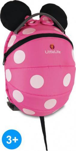 LittleLife Plecak Disney Myszka Minnie (L12440)