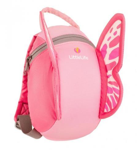 LittleLife Plecak Animal Motylek (L10860)