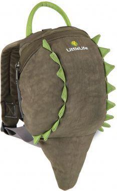 LittleLife Plecak  Animal Krokodyl (L10880)
