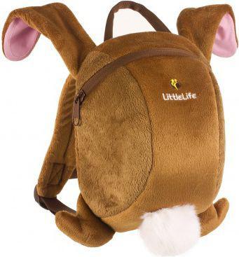 LittleLife Plecak Animal Królik (L10840)