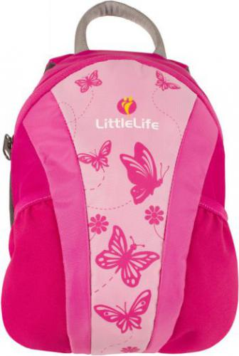LittleLife Plecak Runabout różowy (L10782)