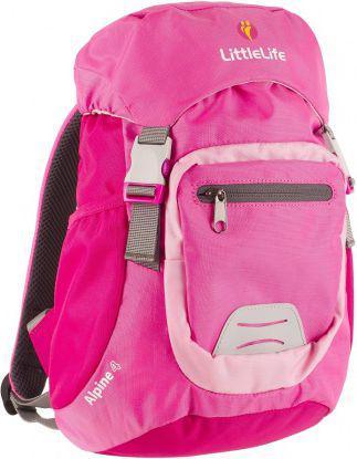 LittleLife Plecak LittleLife Alpine 4 różowy (L12212)