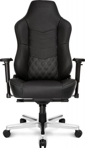 Fotel Akracing Onyx Deluxe Czarny (AK-ONYX-DELUXE)