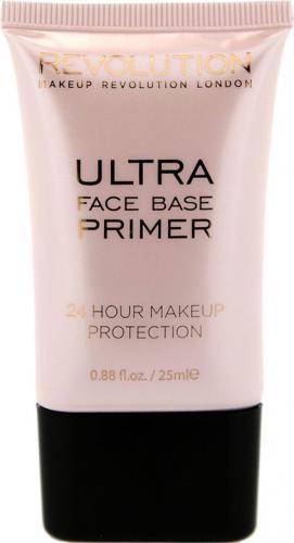 Makeup Revolution Ultra Face Base Primer Baza pod makijaż 25ml