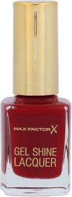 MAX FACTOR Gel Shine Lacquer 50 Radiant Ruby 15ml