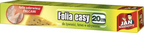 JAN Niezbędny  Folia Easy do żywności 20m (8571021606)