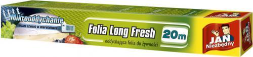 JAN Niezbędny  Folia do Żywności Long Fresh 20m (ZZAJAN027.)