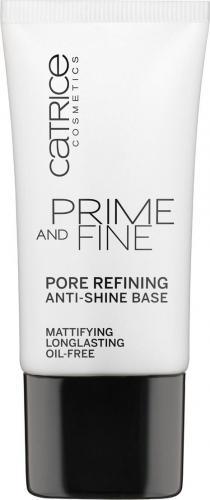 Catrice Prime And Fine Pore Refining Anti-Shine Base baza pod makijaż 30ml