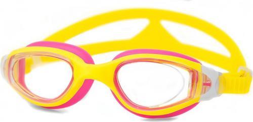 Aqua-Speed Ceto 18 Okularki Pływackie żółty/różowy (44692)