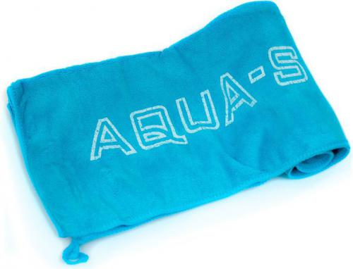 Aqua-Speed Ręcznik Dry Flat niebieski 50x100cm (49417)