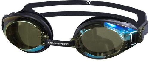 Aqua-Speed Challenge Okularki Pływackie czarny (40065)